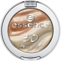 Essence 3d Eye Shadow Irresistible Vanilla Latte 08-50147 2.8 G (Multicolor)