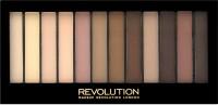 Makeup Revolution London Redemption Palette Essential Mattes 2 14 G (Multicolor)