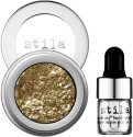 Stila Magnificent Metals Foil Finish Eye Shadow 0.38 Ml - Vintage Black Gold