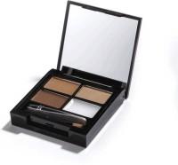 Makeup Revolution London Focus & Fix Brow Kit 5.8 G (Medium Dark)