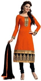 Namrata Fashion Cotton Self Design Suit Fabric