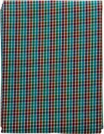 Just Henry Cotton Checkered Shirt Fabric