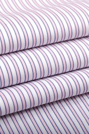 Icon Cotton Striped Shirt Fabric