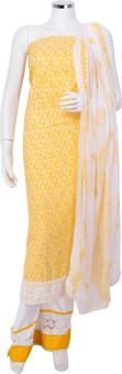 Sadaa Cotton Printed Salwar Suit Dupatta Material Un-stitched