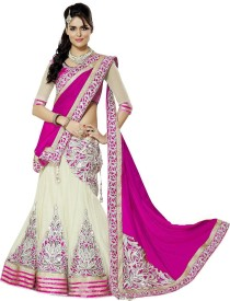 Loot Lo Creation Embroidered Women's Ghagra, Choli, Dupatta Set