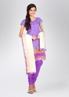 Aryahi Silk, Cotton Fabric Unstitched