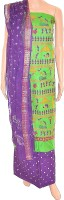 Fabrics Of India Cotton Printed Dress/Top Material - Unstitched - FABDWMREQAFYEP2X
