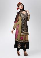 Adaa Net Fabric Unstitched
