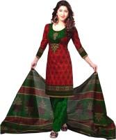 Reya Cotton Printed Dress/Top Material - FABDWKJBAR8JXPZS