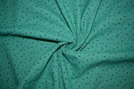 V WALKER'S Cotton Polyester Blend Printed Shirt Fabric