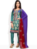 Aarya Silk Self Design Salwar Material Fabric Unstitched