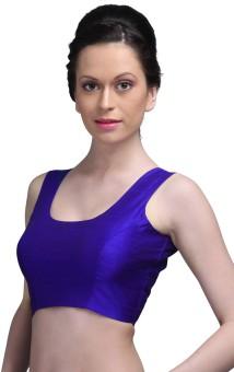Pratami Cotton Silk Blend Solid Blouse Material Unstitched - FABE78FYZFZM5TFG