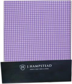 J.Hampstead Cotton Checkered Shirt Fabric