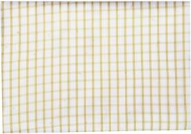 B S Garments Cotton Polyester Blend Checkered Shirt Fabric
