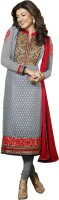 Panash Georgette Self Design Salwar Suit Dupatta Material - Unstitched
