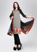 Span Georgette, Cotton, Silk Fabric Unstitched