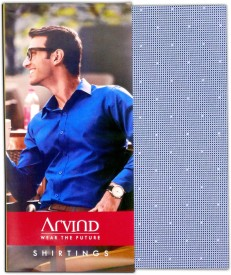 ARVIND Cotton Printed Shirt Fabric