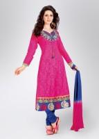 Riti Riwaz Cotton, Jacquard Fabric Unstitched