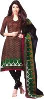 Reya Cotton Printed Dress/Top Material - FABDWKJBGBJ2SZ2N