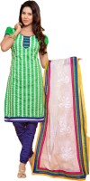 Nishka Arts Cotton Solid Dress/Top Material - Unstitched