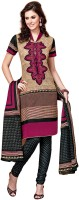Jevi Prints Cotton Printed, Geometric Print Salwar Suit Dupatta Material - Unstitched - FABEYAZMR2G2WZCS