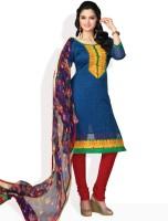Tamanna Fashions Cotton Self Design Salwar Material Fabric Unstitched