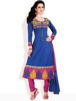 Riti Riwaz Cotton Printed Salwar Material Fabric Unstitched