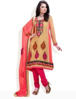 Dori Synthetic Solid Salwar Material Fabric Unstitched