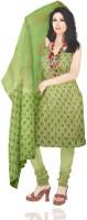 Unnati Silks Cotton Printed Salwar Material Fabric Unstitched