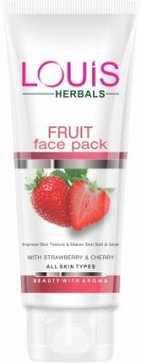 Louis Herbals Face Packs Lotus Herbals Fruit Face Pack
