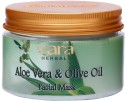 Sara Aloe Vera & Olive Oil Facial Mask - 120 G