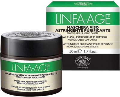 Bottega Di Lungavita Linfa Age Purifying Facial Mask
