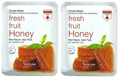 Mirum Face Packs Mirum Honey Real Natural Mask Pack