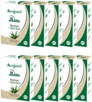 Banjaras Multani With Aloe Vera 100gms Set Of 10 Pack(Whole Sale Pack) (1000 G)