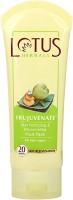 Lotus Herbals Frujuvenate Skin Perfecting And Rejuvenating Fruit Pack (60 G)