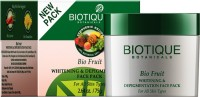 Biotique BIO Fruit Whitening & Depigmentation Face Pack (75 G)