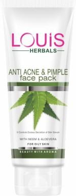 Louis Herbals Face Packs Lotus Herbals Anti Acne & Pimple Face Pack