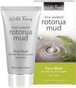 Wild Ferns Rotorua Mud Face Mask With Aloe Vera & Cucumber - 80 Ml