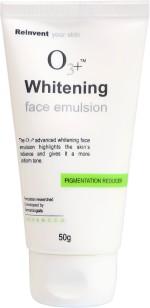 O3+ Face Treatments O3+ Whitening Face Emulsion