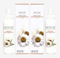 Aroma Treasures Chamomile Lotion 100ml (Pack Of 2) (200 Ml)