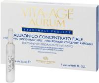 Bottega Di Lungavita Vita Age Aurum Hyaluronic Concentrate Vials (2.5 Ml)