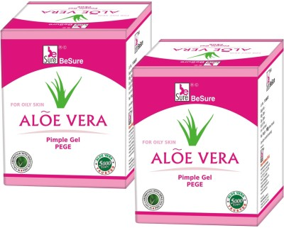 Besure Aloevera Pimple Gel PEGE For Oil Skin 100 g