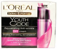 L 'Oreal Paris Youth Code Rejuvenating Anti-Wrinkle Day Cream (50 Ml)