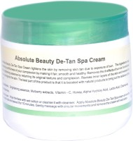 Absolute Beauty Women Sun De-Tan Skin Care Spa Remove Cream To Dead Cells. (250 G)