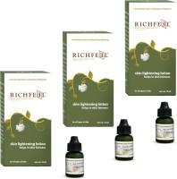 Richfeel Skin Lightening Lotion 10ml (Pack Of 3) (30 Ml)