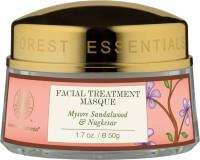 Forest Essentials Facial Treatment Masque Mysore Sandalwood & Nagkesar