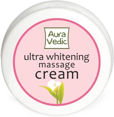 Auravedic Face Treatments Auravedic Ultra Whitening Massage Cream