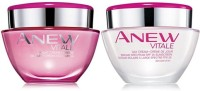 Avon Anew Vitale Day & Night Cream (30 G Each) (60 G)
