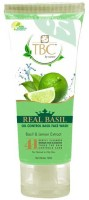 TBC By Nature Real Basil Oil Control Face Wash (100 Ml)