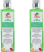 Satveda Neem Tulsi Face & Body Wash Face Wash (400 Ml)